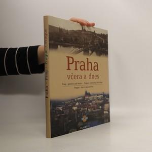 náhled knihy - Praha včera a dnes