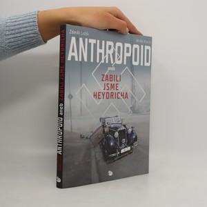 náhled knihy - Anthropoid aneb zabili jsme Heydricha