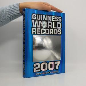 náhled knihy - Guinness world records 2007 - Kniha světových rekordů