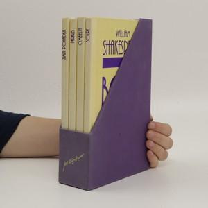 náhled knihy - Perikles, Cymbelín, Bouře, Zimní pohádka (část souborného díla W. Shakespeara od ELK)
