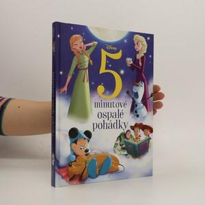 náhled knihy - Disney - 5minutové ospalé pohádky