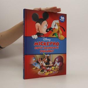 náhled knihy - Mickeyho nové 5minutové pohádky