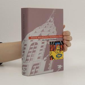 náhled knihy - Úžasná dobrodružství Kavaliera a Claye