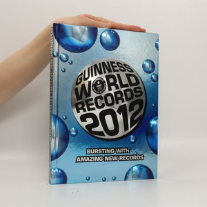 náhled knihy - Guiness World Records 2012