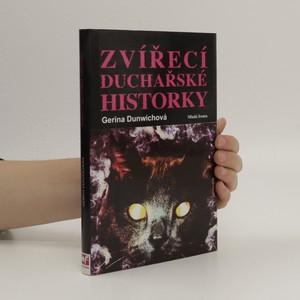 náhled knihy - Zvířecí duchařské historky
