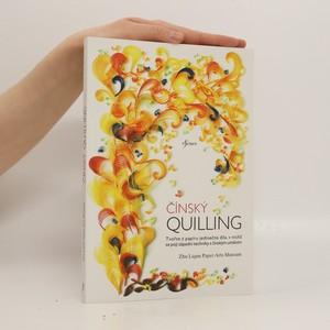 náhled knihy - Čínský quilling