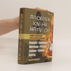 náhled knihy - Rocková kniha mrtvých