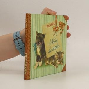 náhled knihy - Naše kočička: památníček