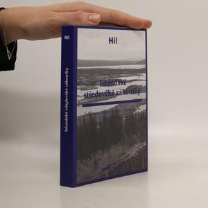 náhled knihy - Islandské středověké zákoníky