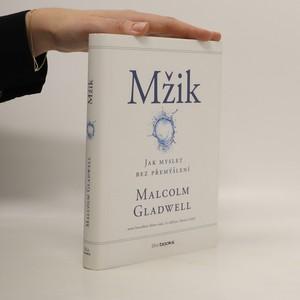 náhled knihy - Mžik : o myšlení bez přemýšlení