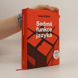 náhled knihy - Sedmá funkce jazyka