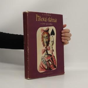 náhled knihy - Piková dáma a jiné povídkys