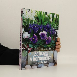 náhled knihy - Zahrada v kořenáčích po celý rok