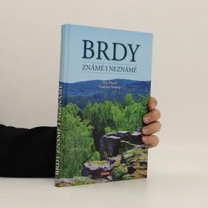 náhled knihy - Brdy známé i neznámé