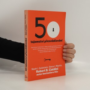 náhled knihy - 50 tajemství přesvědčování