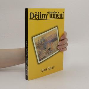 náhled knihy - Dějiny výtvarného umění