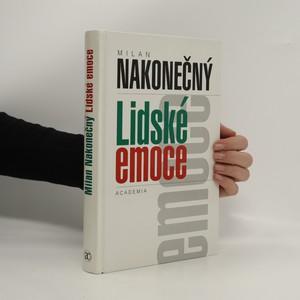 náhled knihy - Lidské emoce