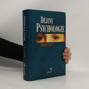 náhled knihy - Dějiny psychologie