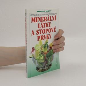 náhled knihy - Minerální látky a stopové prvky