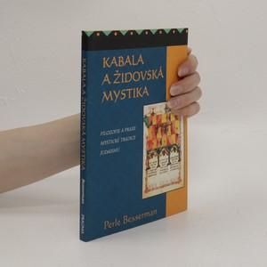 náhled knihy - Kabala a židovská mystika
