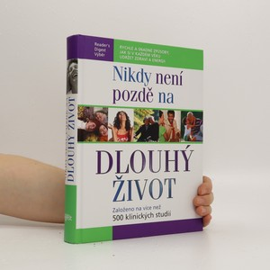 náhled knihy - Nikdy není pozdě na dlouhý život