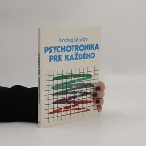 náhled knihy - Psychotronika pre každého (slovensky)